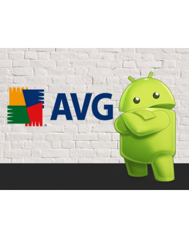 AVG Android Smartphones 1 lic. 12 mes.