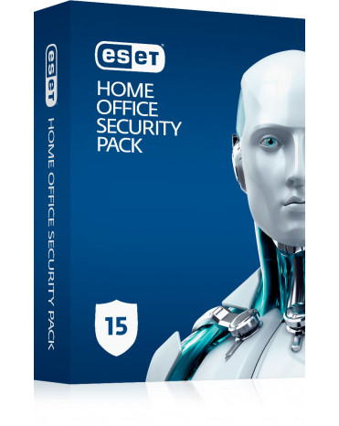 ESET Home Office Security Pack 15 PC + 5 mob. + 1 file server EDU