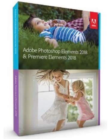 Adobe Photoshop/Premiere Elements 20 WIN/MAC CZ FULL 65281768