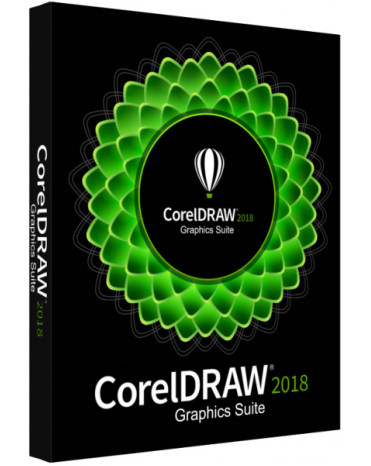 CorelDRAW Graphics Suite 2018 Education License (251+)