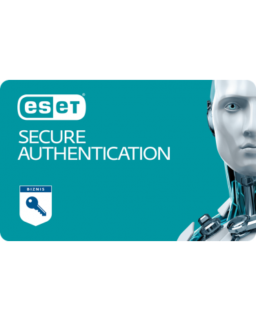 ESET Secure Authentification 1 PC 2 roky